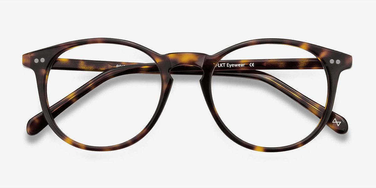 8e91f0a673d Prism Tortoise Acetate Eyeglasses from EyeBuyDirect.