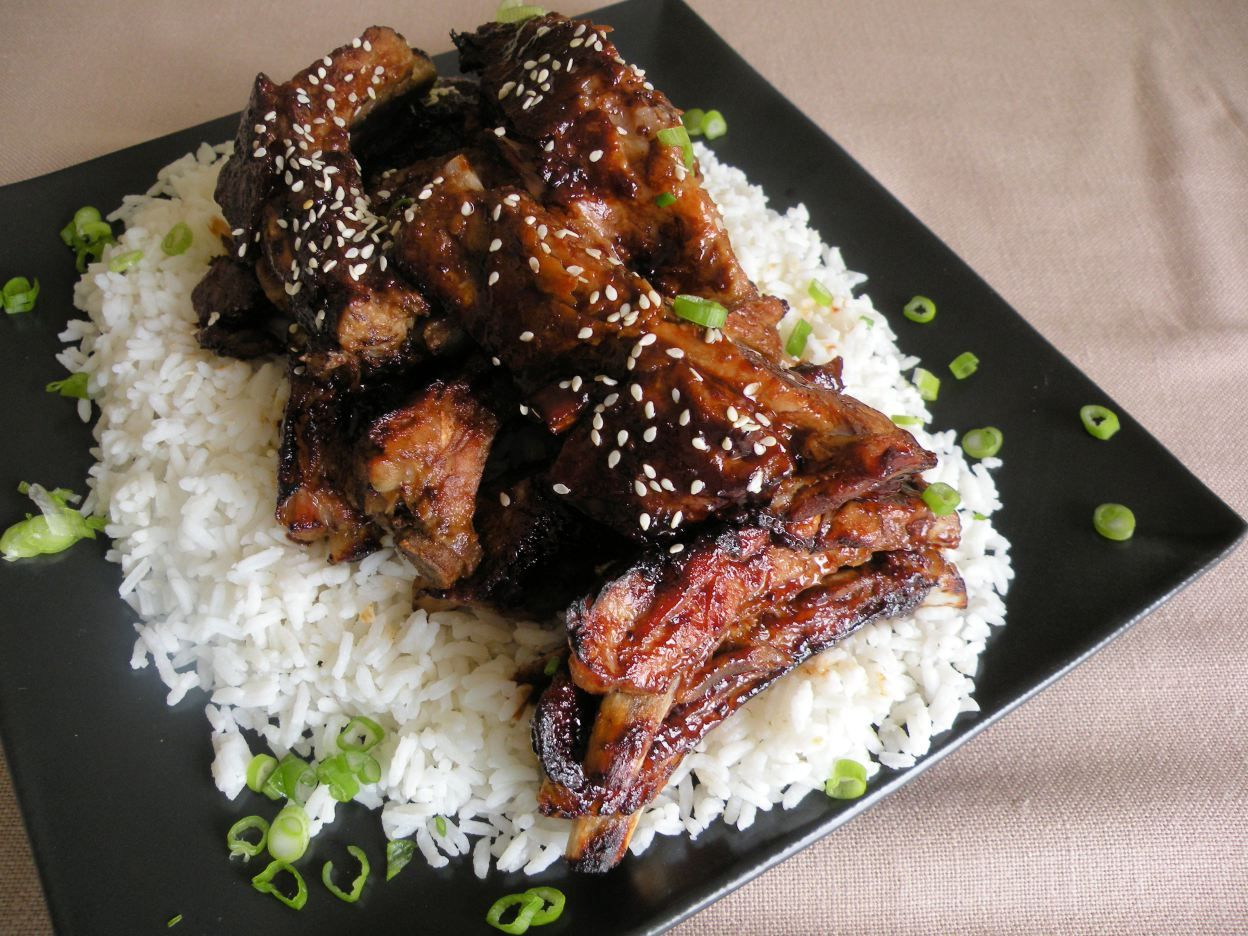 Chinese Sticky Ribs 2