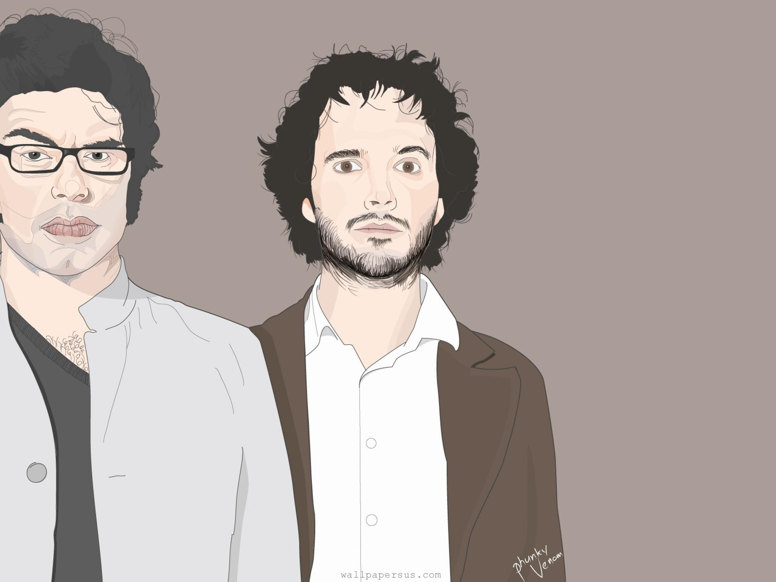Flight Of The Conchords Hipster Wallpaper Flight Of The
