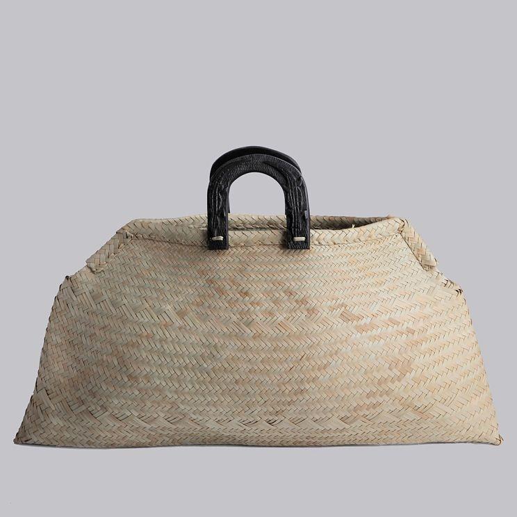 Pemba Bag Wood Stoneping Bagsproduct Designsouth Africa Workwreathsbasketsgarlandsatelier