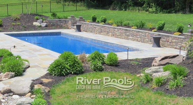 Good Fiberglass Pools!! Plus Concrete, Vinyl, And Above Ground Info | Retaining  Walls Pictures