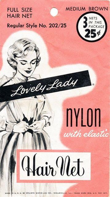 Lovely Lady Hair Net