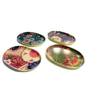 Covo Shop- Venie - Oval Plate small- Japanware- Accessori Casa e Arredo