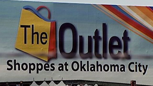 New Okc Outlet Mall Opens Friday Outlet Mall Oklahoma City Oklahoma