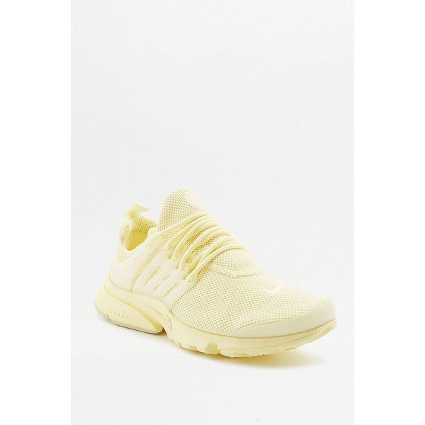 Nike Air Presto Ultra Amarillo Trainers liked (125)  liked Trainers on Polyvore 2e508e