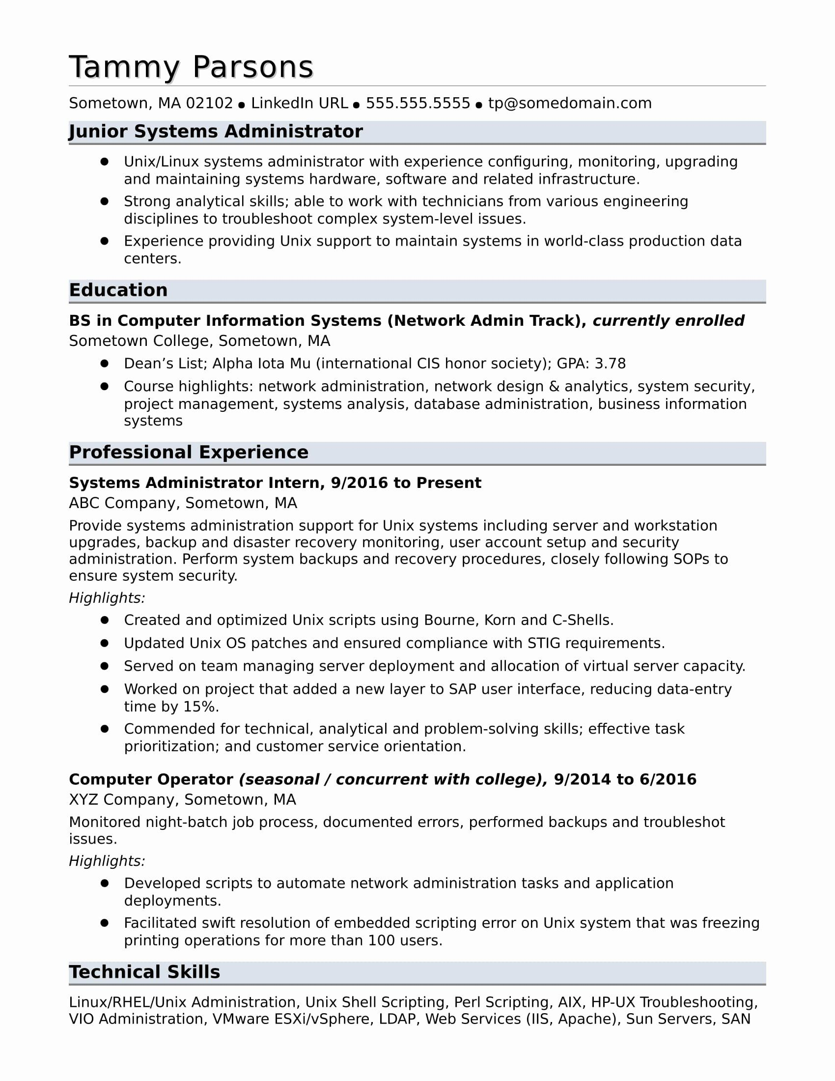 Salesforce Administrator Resume Examples Elegant Cover Letter For Salesforce Administrator Romes Danapardaz In 2020 Resume Examples Resume Skills Job Resume Examples