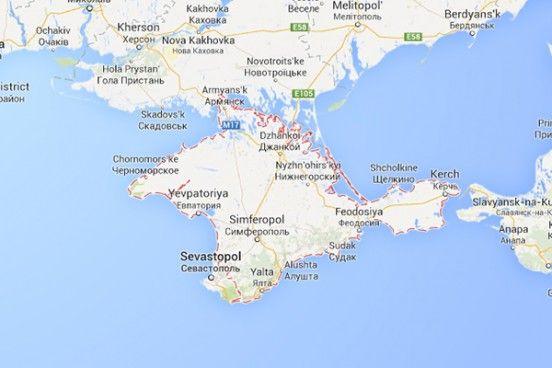 Las insólitas fronteras variables de Google Maps http://blogs.20minutos.es/clipset/las-insolitas-fronteras-variables-de-google-maps/