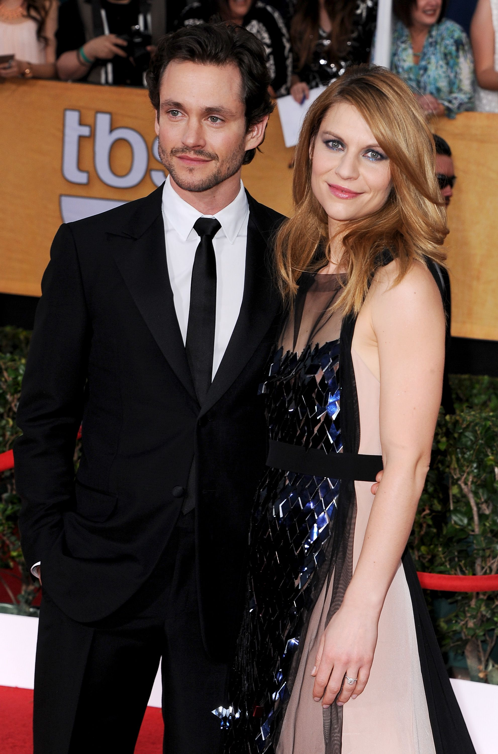 Hugh Dancy and Claire Danes - 20th Annual Screen Actors Guild Awards, 2014 (high quality)