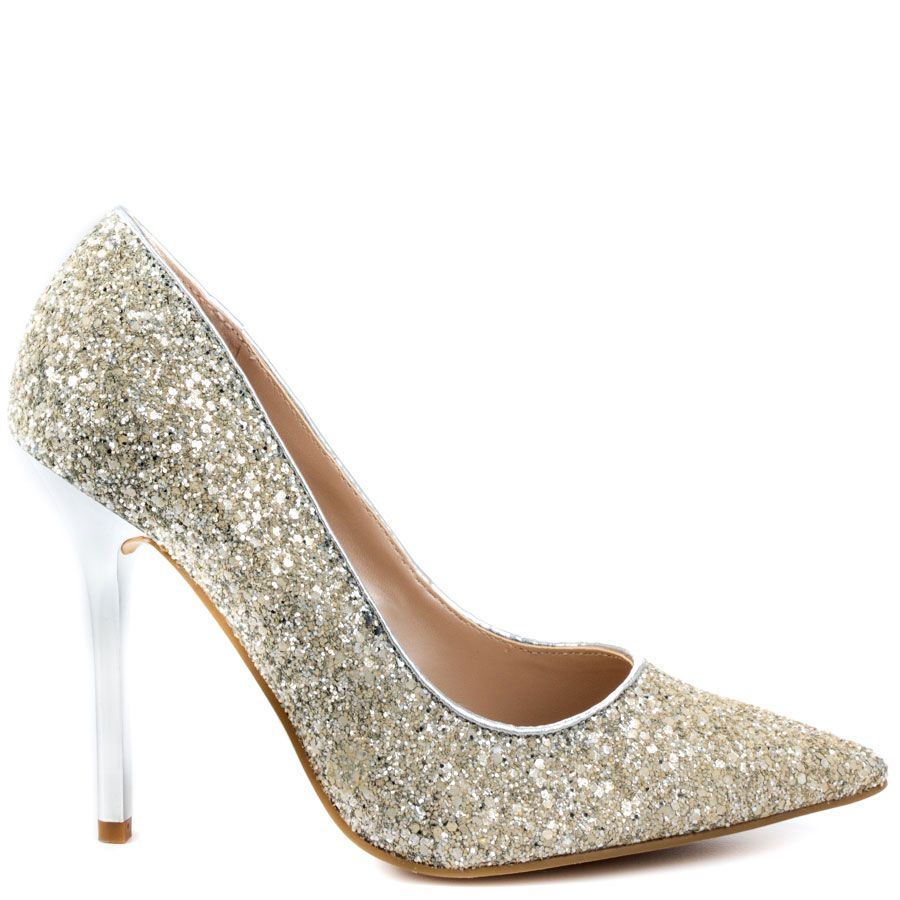 d401b480c56 Neodany heels Silver Texture brand heels Guess Shoes
