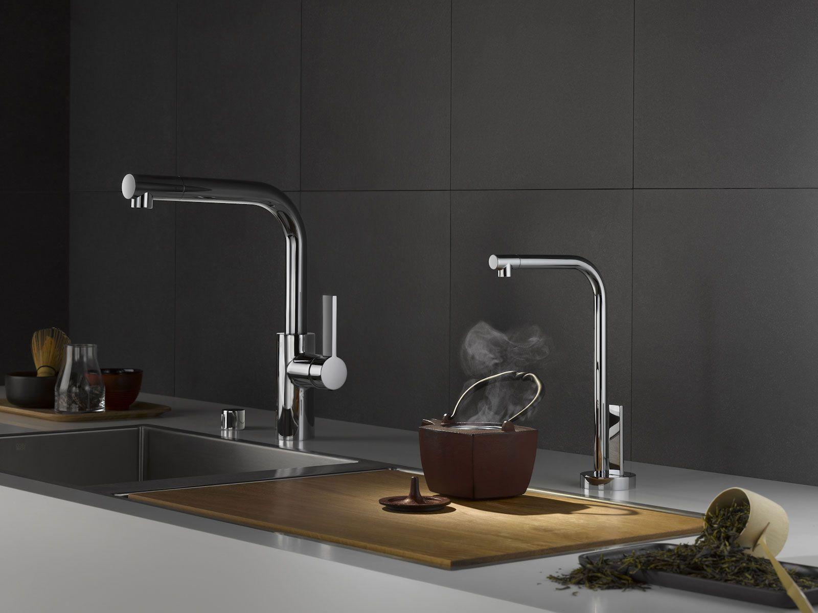 Water Units / WATER ZONES / Køkken / Dornbracht   kitchen ...