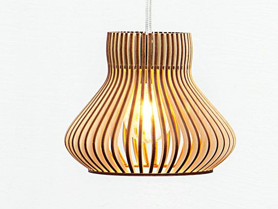 Wooden lamp wood lamp scandinavian style wooden hanging lamp lighting kitchen lamp pendant lamp industrial lamp london m the lamp is ready for