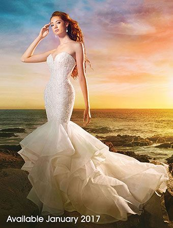 62b0dbf950 Alfred Angelo recently revealed their Disney Princess bridal designs for  2017. During New York s Fashion Week