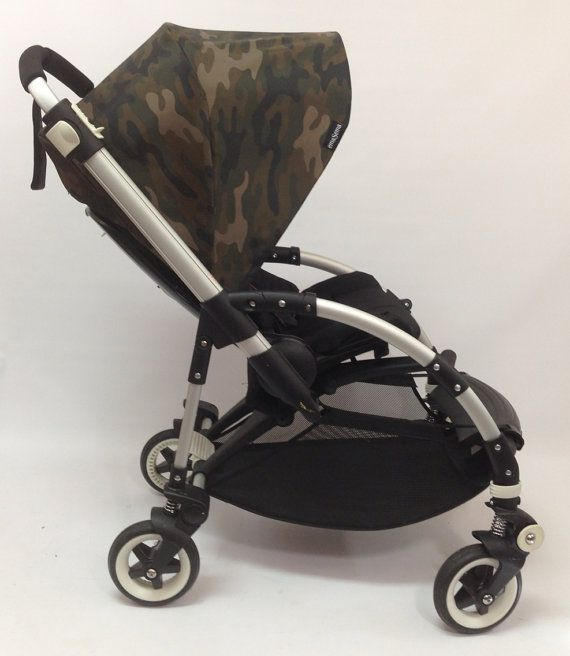 Bugaboo Frog Stroller Baby Toddler Seat Frame Black Bassinet Holder Replacement