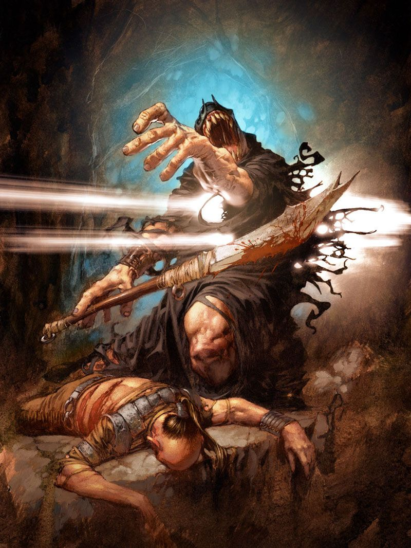 Last bunch of old card art... | Comic art, Fantasy illustration, Art