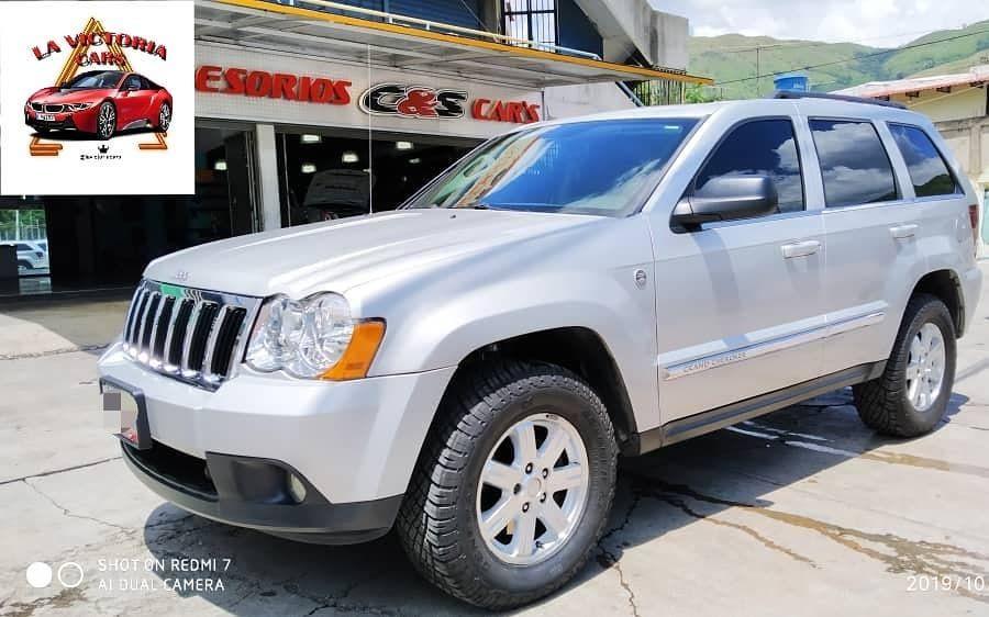 En Venta Vehiculo Marca Jeep Modelo Grand Cherokee Limited Ano
