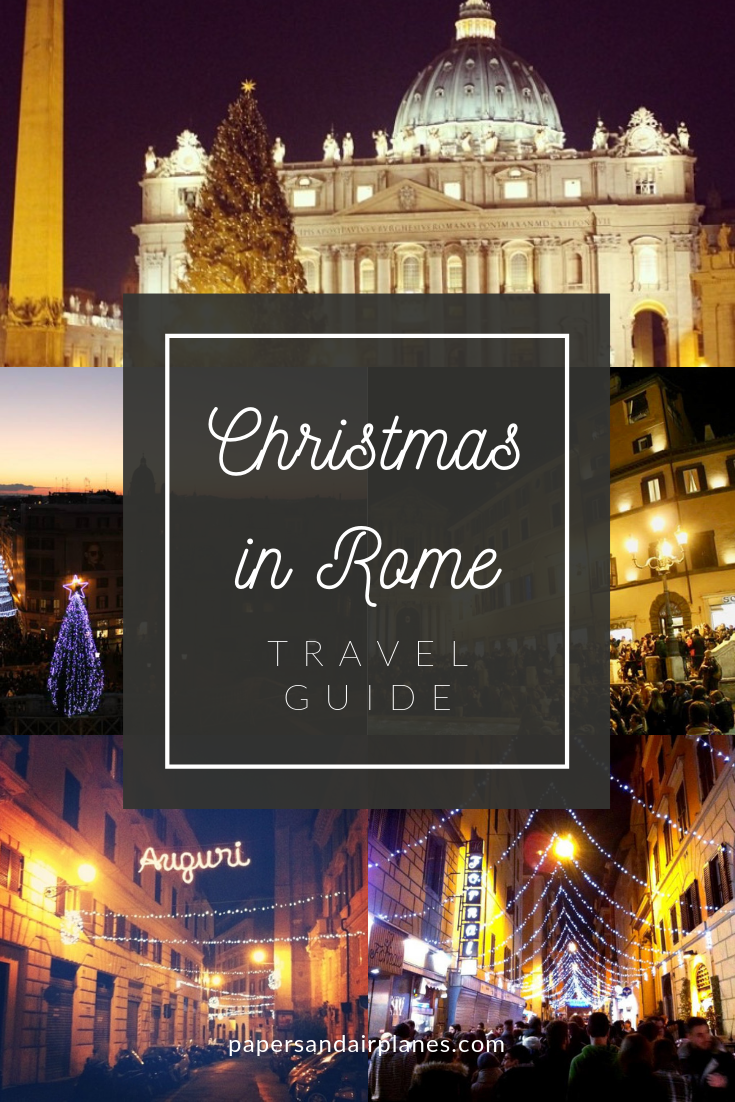 Christmas In Rome Italy Travel Guide Christmas In Rome Christmas In Italy Italy Travel