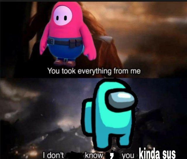 I Think Pink Is A Imposter Amongus Really Funny Memes Stupid Funny Memes Crazy Funny Memes