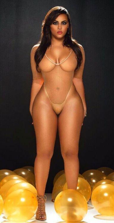 Thick black models