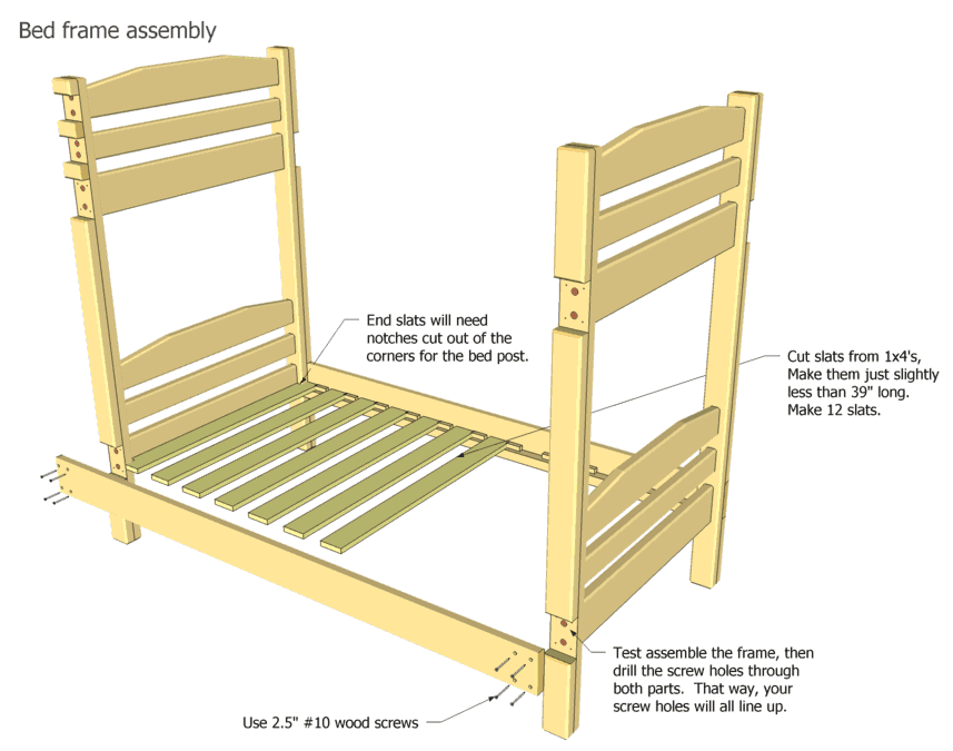 Children Have Always Liked Bunk Beds More Than The Traditional Single Beds There Is Just Something Special About Be Bunk Bed Plans Diy Bunk Bed Loft Bed Frame