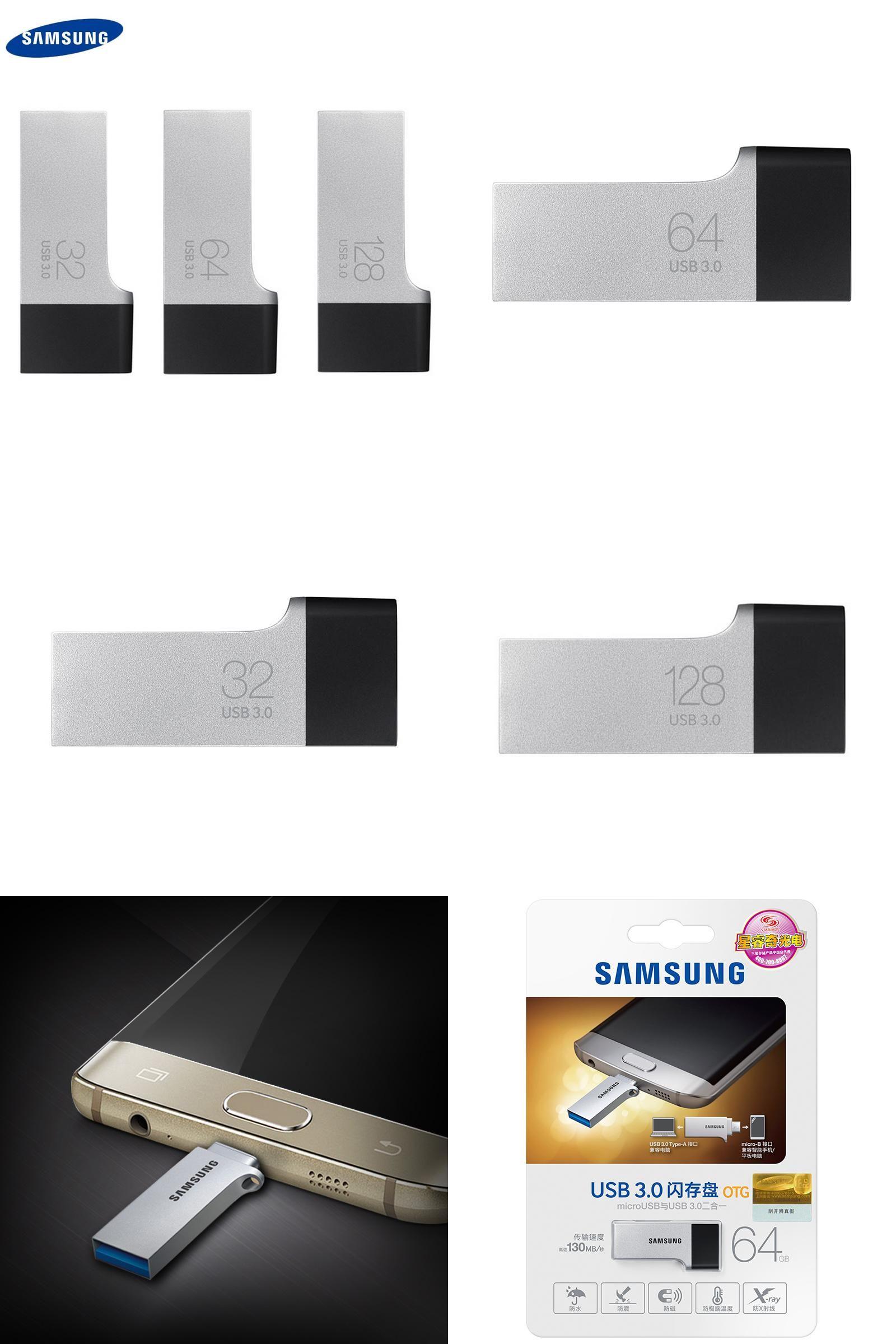 Visit To Buy Samsung Usb 30 Otg 128gb 64gb 32gb Smart Phone Tablet Flashdisk Pc