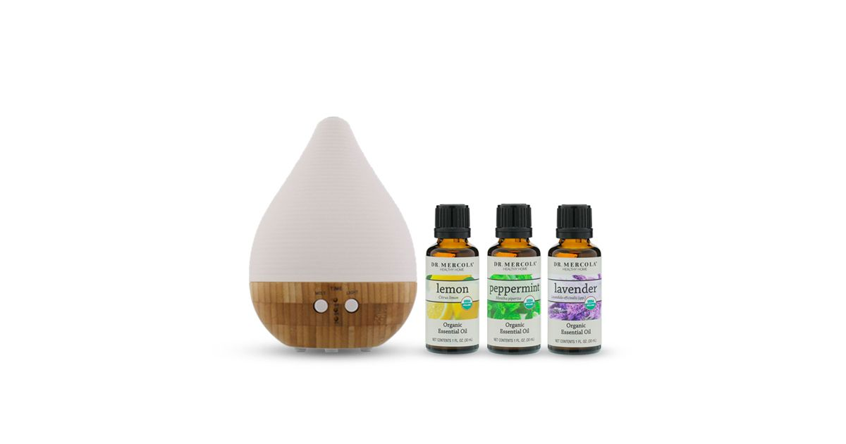 Dr. Mercolau0027s Ultrasonic Aroma Diffuser Is More Affordable, Doesnu0027t Consume  Large Quantities
