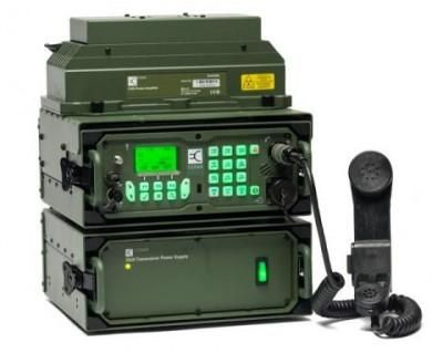 2110M Manpack (Military) with 3G ALE   LMR & HF Radio