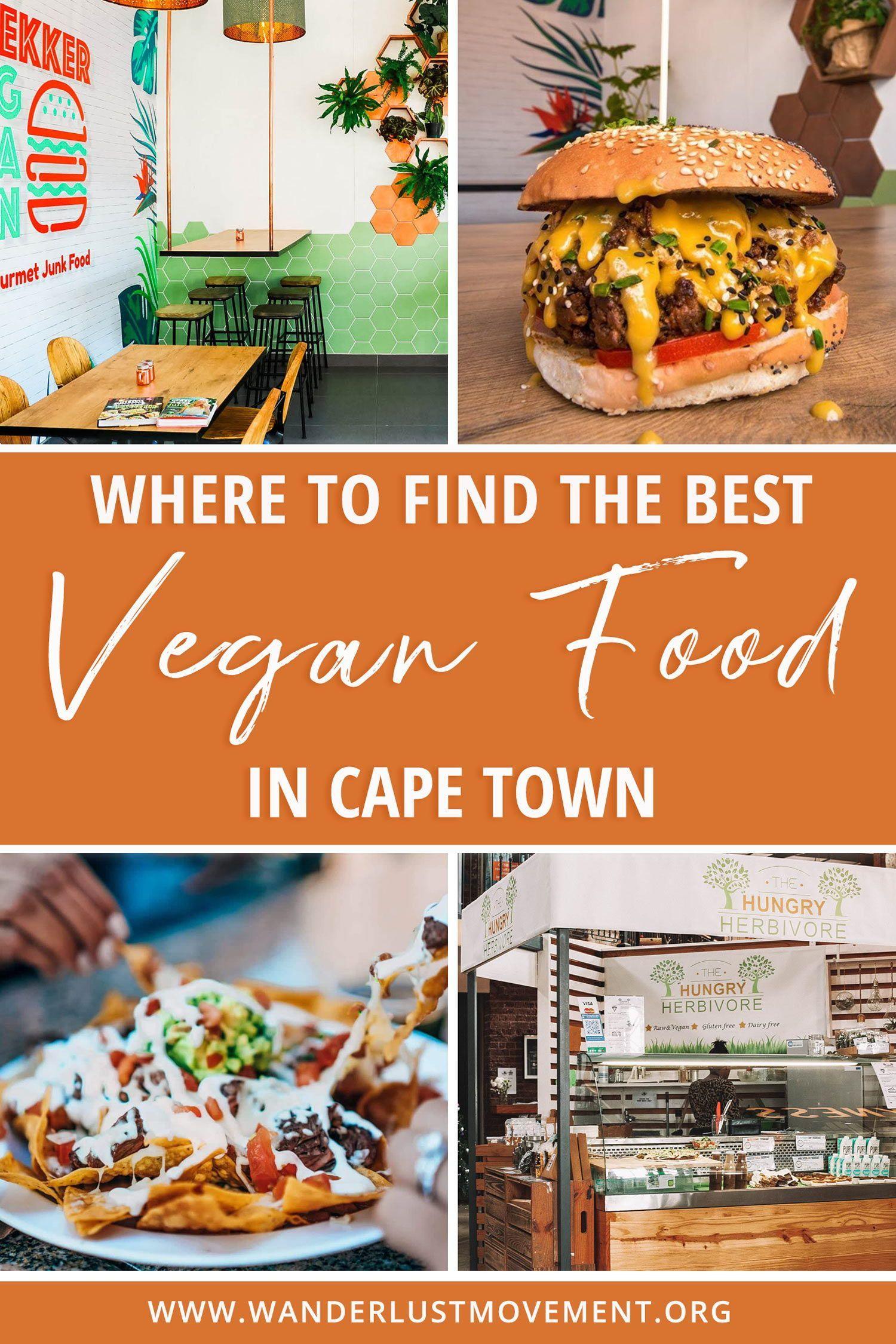 14 Delicious Vegan Restaurants In Cape Town You Need To Try In 2020 Best Vegan Restaurants Vegan Friendly Restaurants Vegan Restaurants