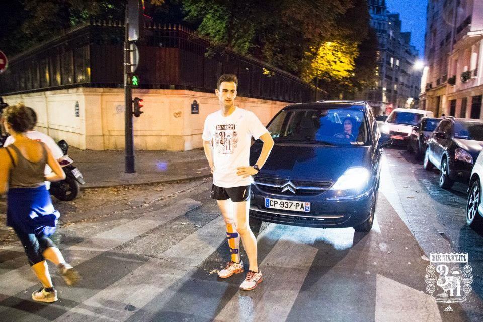 Run hebdo du mercredi - Adidas Boost Battle Run, team #boostbirhakeim