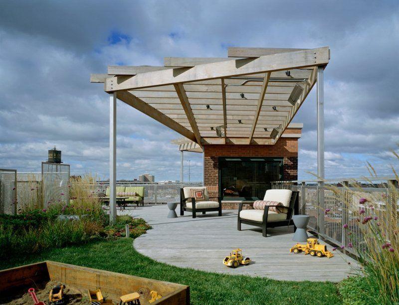 Pergola moderne 25 inspirations pour le jardin et la terrasse