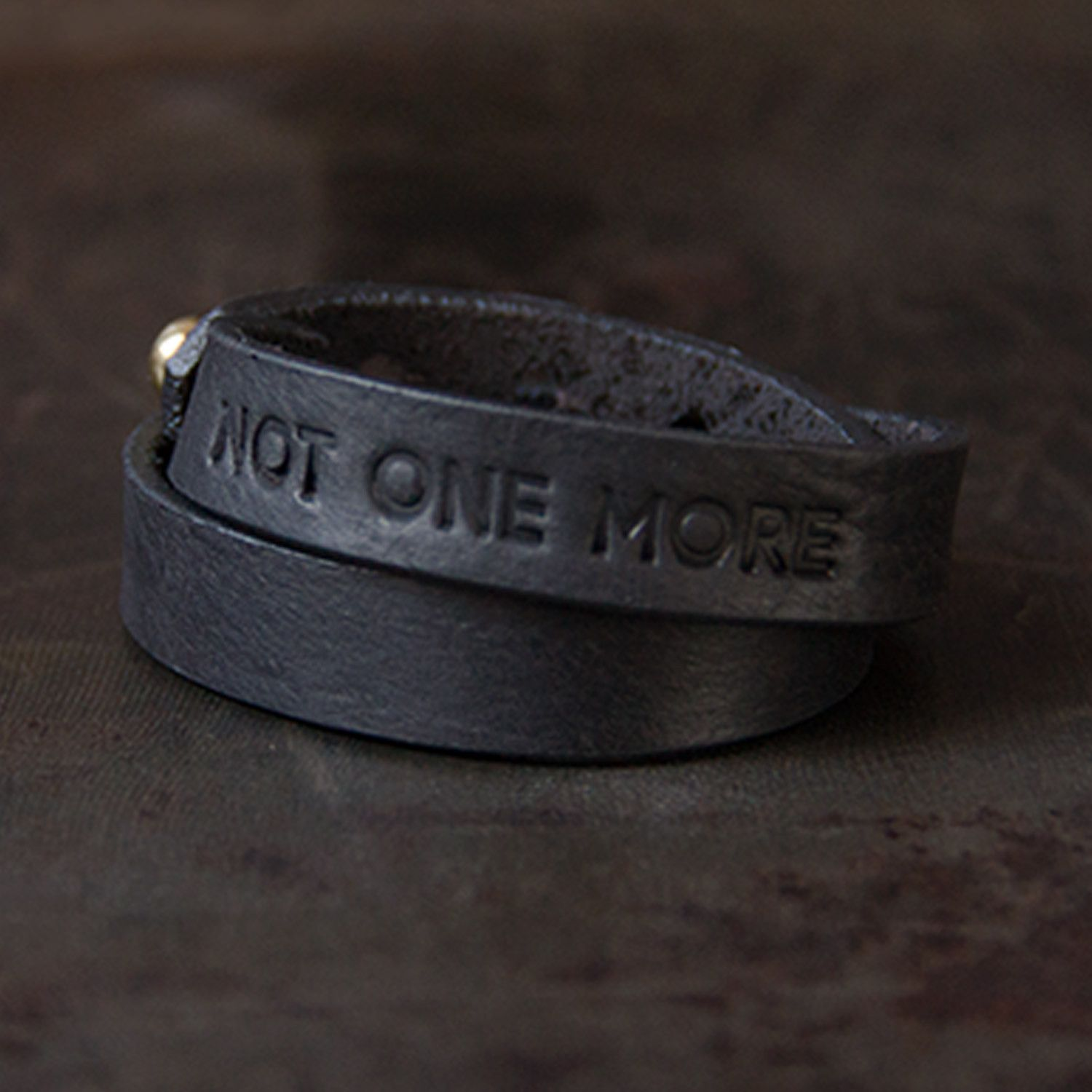 534e71a52155 Not One More Bracelet – Urban Zen