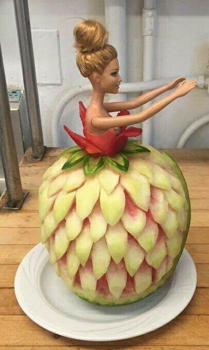 DressFruits Watermelon 2019 En Sains Barbie RecetteEt 8n0XOkNZwP