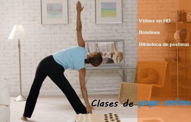 Clases De Yoga Online En Español Estilos De Vida Saludable Clases De Yoga Online Estilo De Vida Saludable