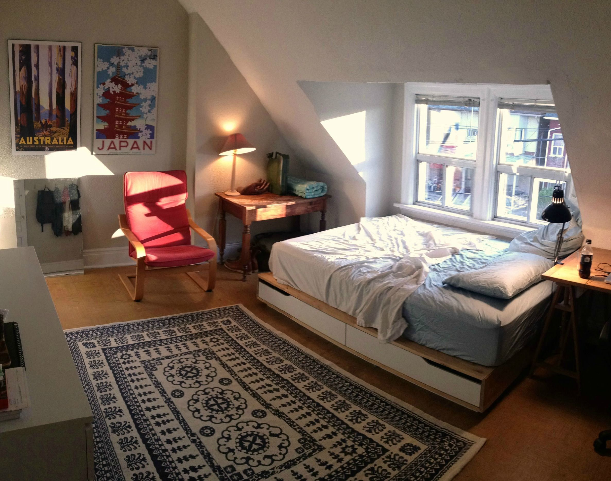 90 cozy rooms youll never want to leave uni bedroomapartment bedroomsstudent - Apartment Bedroom Decorating Ideas For College Students