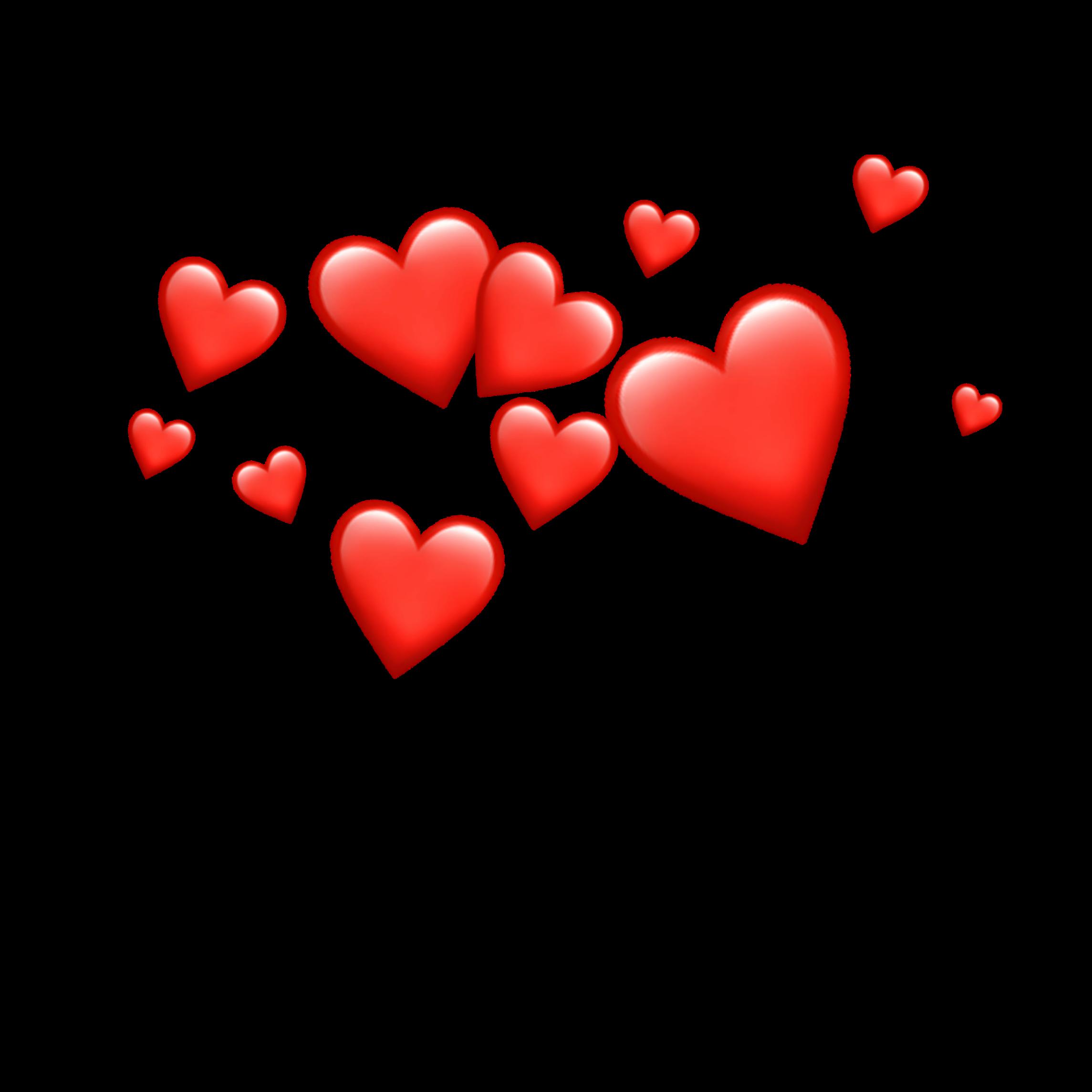 Heart Hearts Emoji Emojis Tumblr Red Freetoedit Heart Emoji Emoji Wallpaper