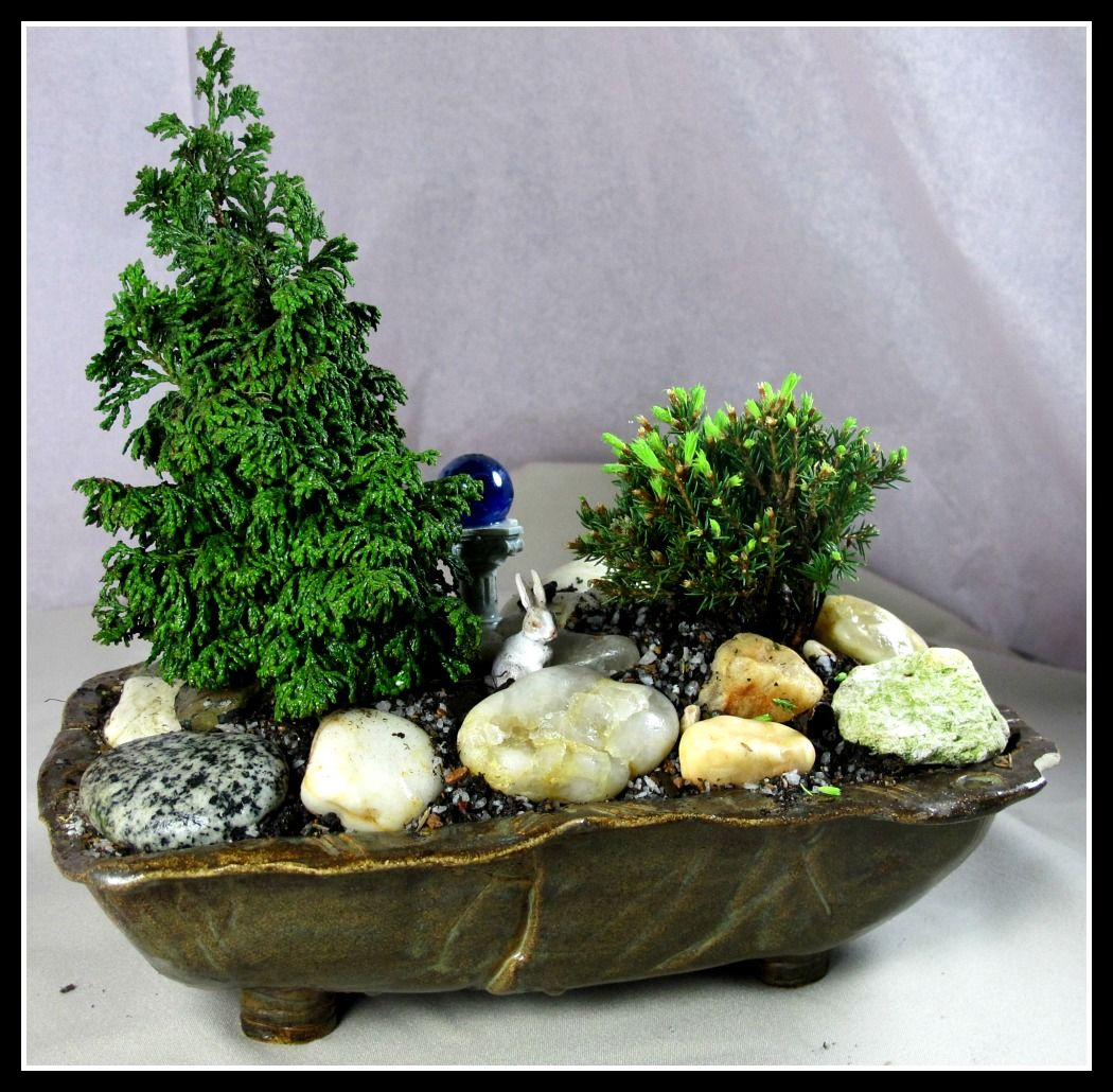 Large Of Diy Mini Garden