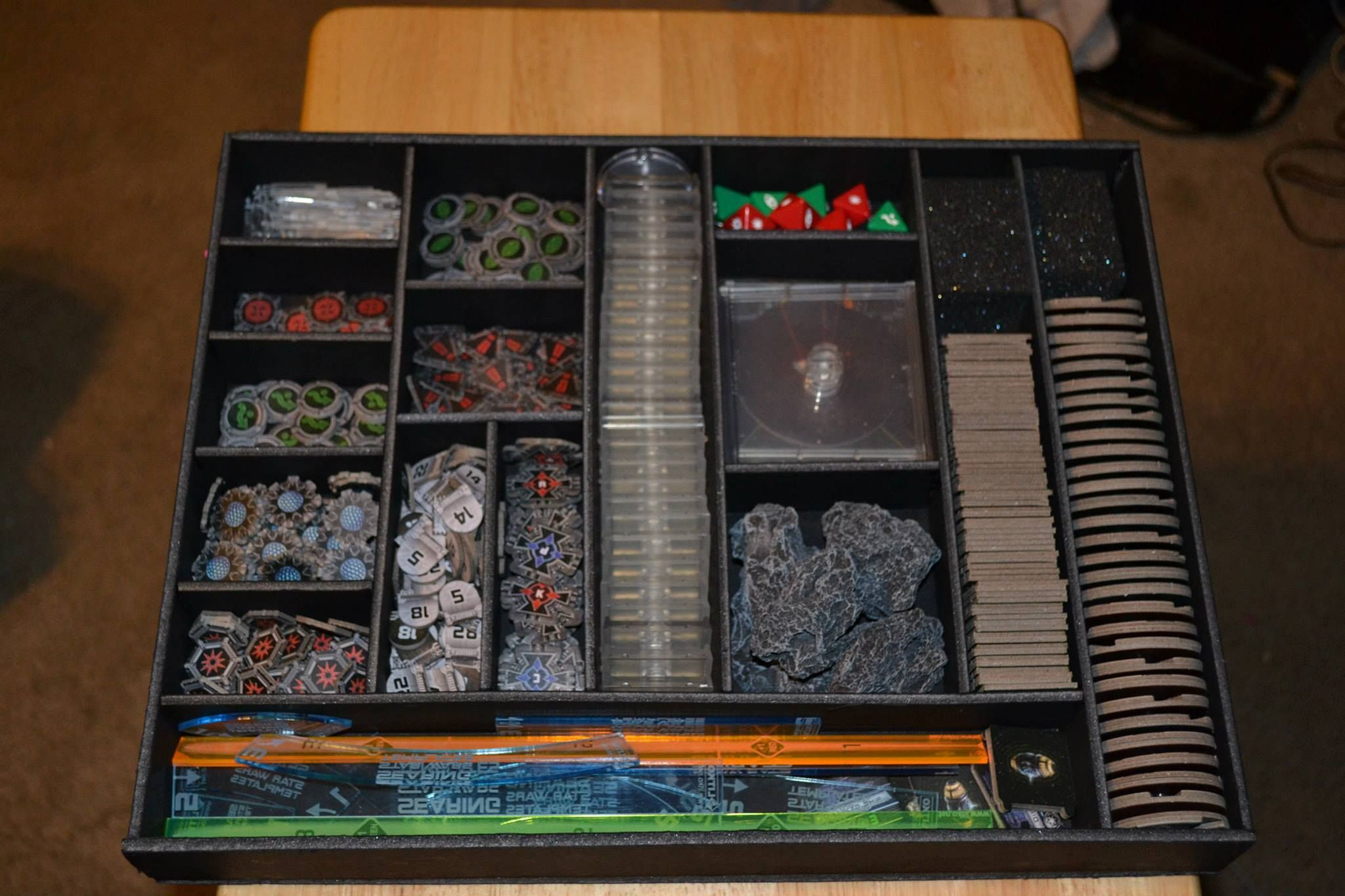 X Wing Miniatures Ship Bo By Gear On Etsy Insert Pinterest Punisher And Gaming