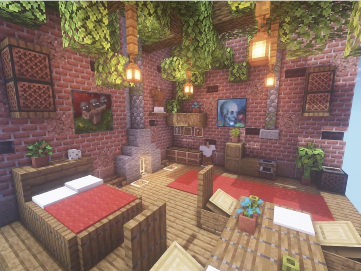 Pin By David Tomeček On Minecraft Minecraft Designs Minecraft Room Minecraft Crafts