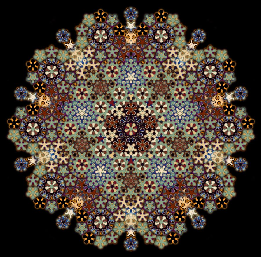 Penrose tile 2 by parrotdolphin on deviantart quilts english penrose tile 2 dailygadgetfo Images