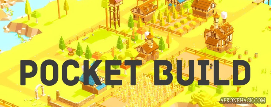 Pocket Build is an Simulation Game for android Download