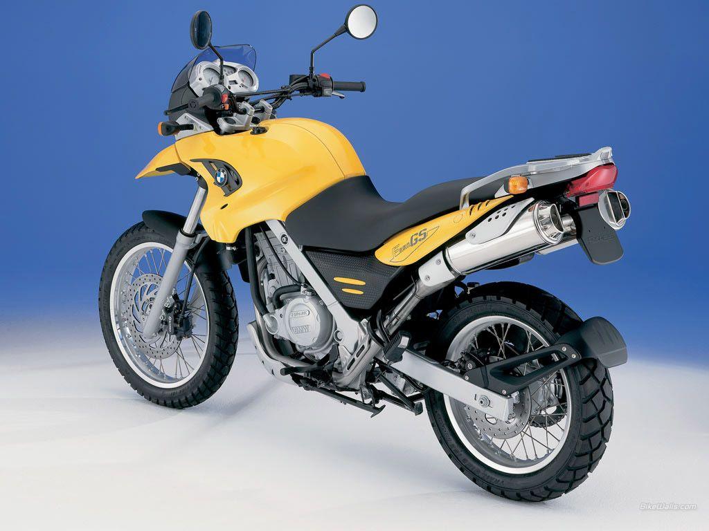 BMW F 650 Bmw, Motocicletas, Motocicleta