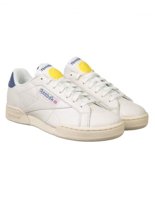 5310c22abfd Reebok NPC UK II TB Shoes - Chalk Paper White