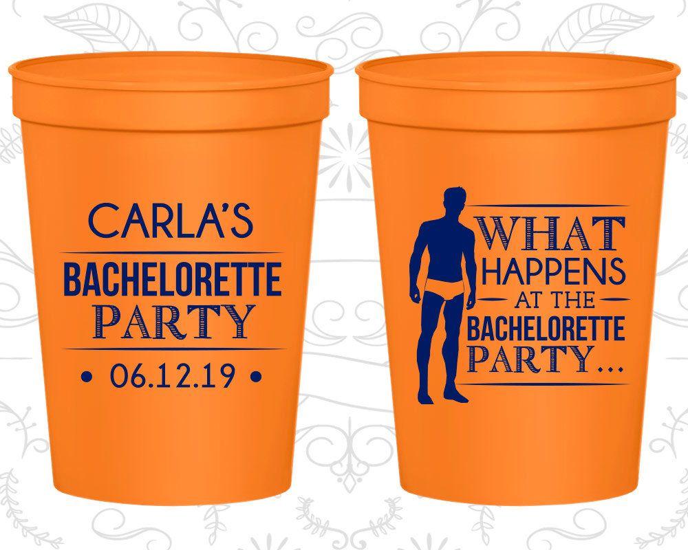 Fiesta Bachelorette Party Cups Cup Favor Nacho Average Bride 60007 Mexico