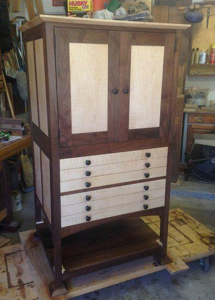 Jewelry Armoire Jewelry Armoire Woodworking Keepsake Box