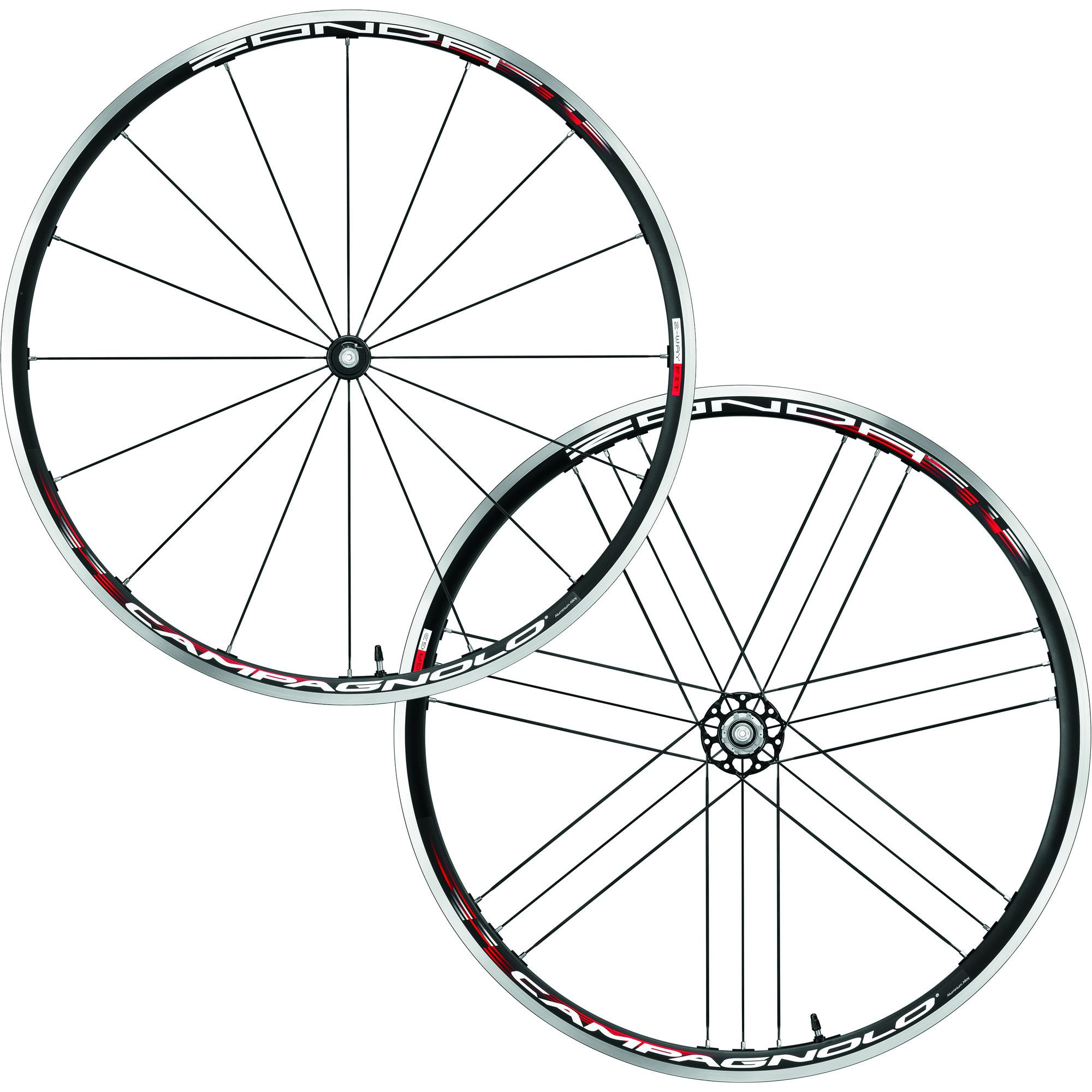 Wiggle Campagnolo Zonda 2 Way Fit Clincher Wheelset
