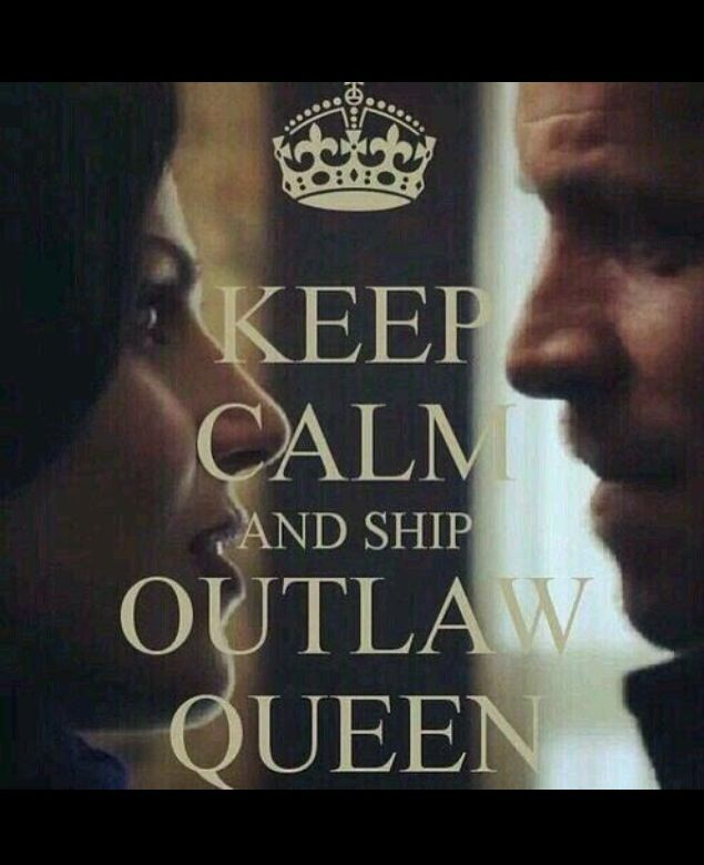 Outlaw Queen!