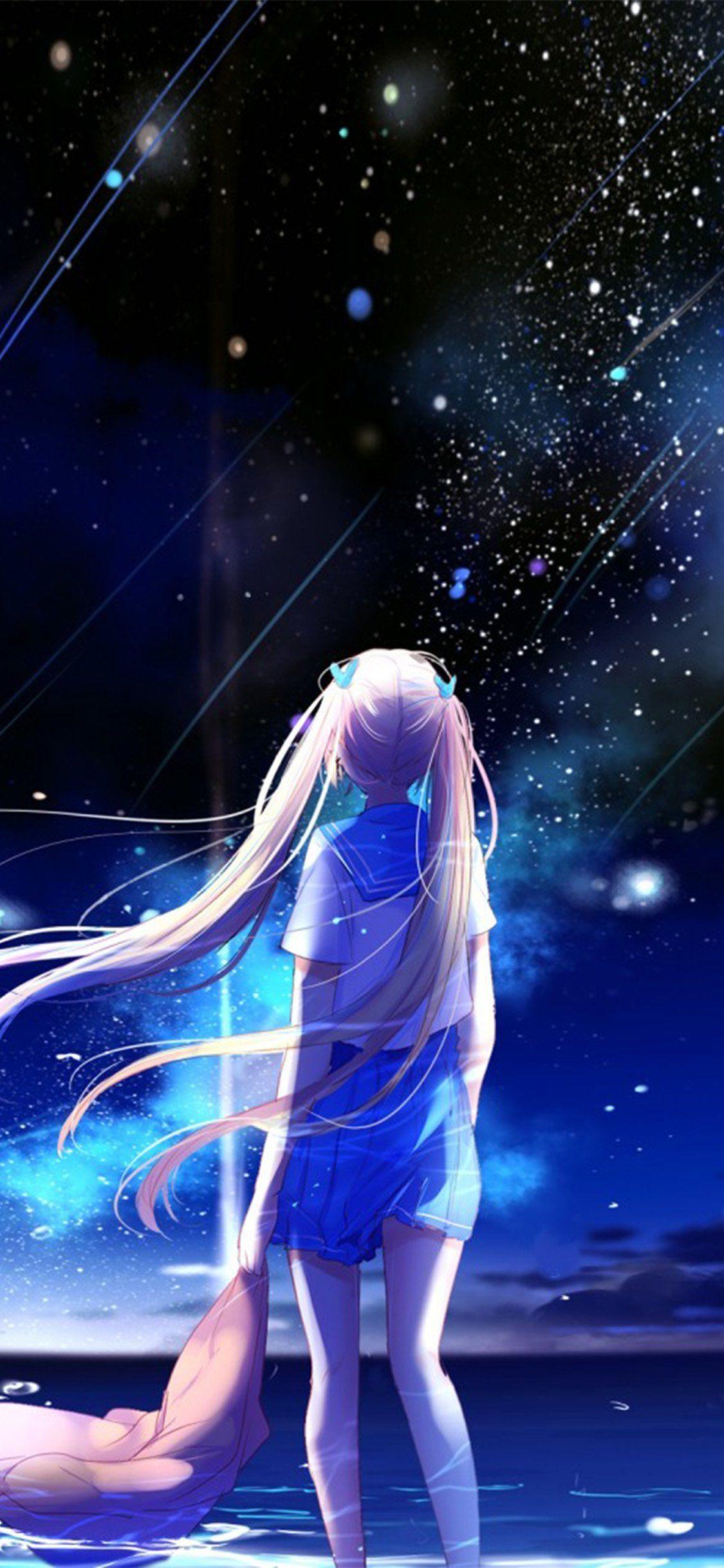 Épinglé par Э. Төгөлдөр sur Anime Art étoiles, Dessins
