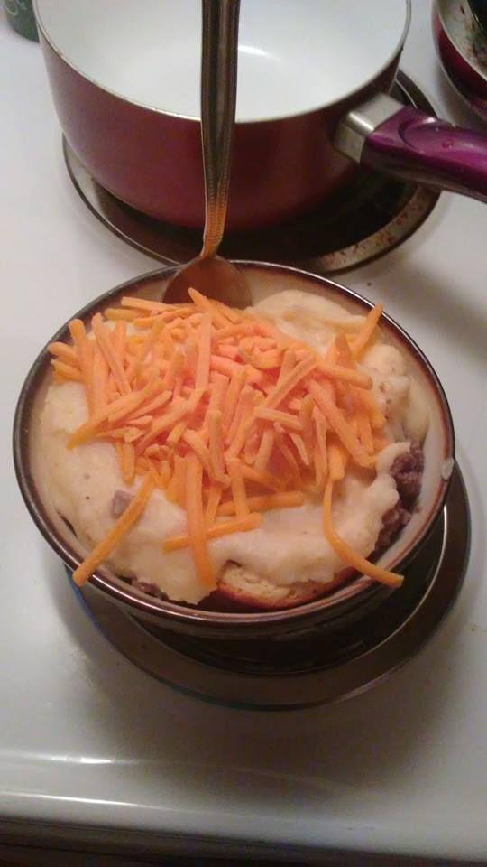 'By the Bowl' Shepherd's Pie
