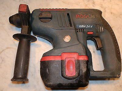 BOSCH GBH 24 V AKKU-Bohrhammer 0611256220 + Akkusparen25 - die besten küchengeräte