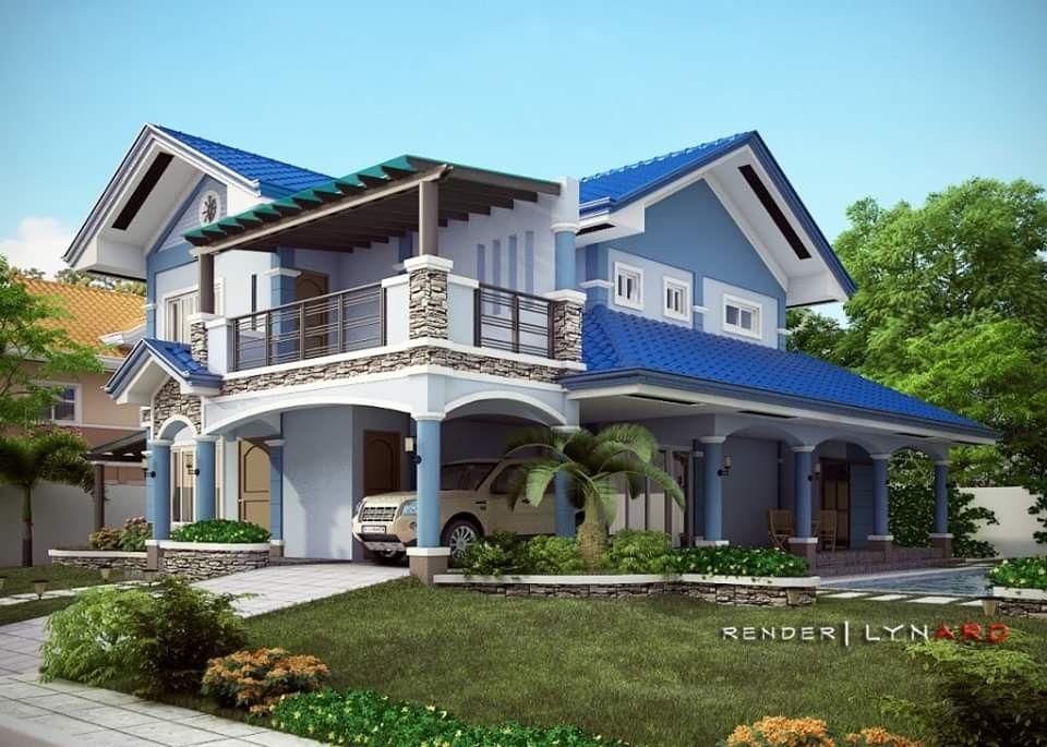 Luxury house designs image by Shaira Bunayog on Exterior