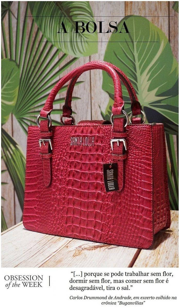 213da4d91 santa-lolla-bolsa-3-960x1442   bolsas   Purses, bags, Bags e Purses